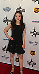 Maia Shibutani (recently represented Team USA in the 2018 Olympics) at Figure Skating in Harlem's Champions in Life (in its 21st year) Benefit Gala recognizing the medal-winning 2018 US Olympic Figure Skating Team on May 1, 2018 at Pier Sixty at Chelsea Piers, New York City, New York. (Photo by Sue Coflin/Max Photo)