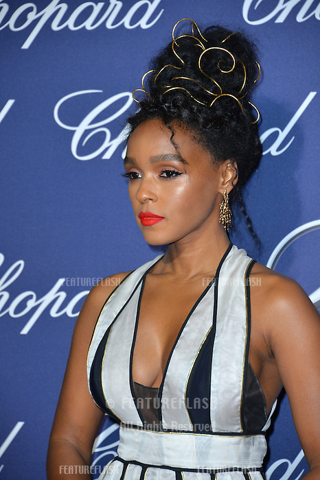 Singer Janelle Monae at the 2017 Palm Springs Film Festival Awards Gala. January 2, 2017<br /> Picture: Paul Smith/Featureflash/SilverHub 0208 004 5359/ 07711 972644 Editors@silverhubmedia.com