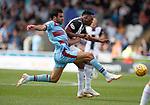04.08.18 St Mirren v Dundee: Sofien Moussa and Matty Willock
