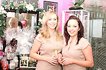 Avril Rickard and Amy Byrne at the Customer Night in Haven Holistic and Beauty Centre celebrating their 5 years in business...(Photo credit should read Jenny Matthews www.newsfile.ie)....This Picture has been sent you under the conditions enclosed by:.Newsfile Ltd..The Studio,.Millmount Abbey,.Drogheda,.Co Meath..Ireland..Tel: +353(0)41-9871240.Fax: +353(0)41-9871260.GSM: +353(0)86-2500958.email: pictures@newsfile.ie.www.newsfile.ie.