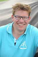 ZEILEN: SKS Skûtsjesilen 2015, Schipper Pieter Meeter Akkrum, ©foto Martin de Jong