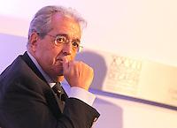 CAPRI  27/10/2012 -.XXVII CONVEGNO GIOVANI INDUSTRIALI .NELLA FOTO FABRIZIO SACCOMANNI.FOTO CIRO DE LUCA