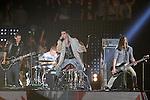 Tokio Hotel, June 25, 2011 : MTV VIDEO MUSIC AID JAPAN 2011 at Makuhari messe in Chiba, Japan. (Photo by Yusuke Nakanishi/AFLO) [1090]