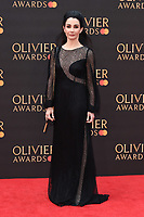 Tamara Rojo<br /> arriving for the Olivier Awards 2019 at the Royal Albert Hall, London<br /> <br /> ©Ash Knotek  D3492  07/04/2019