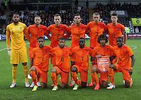Scotland v Netherlands Under 21's 280514