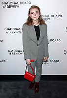 NEW YORK, NY - JANUARY 08: Elsie Fisher at The National Board of Review Annual Awards Gala at Cipriani in New York City on January 8, 20189. <br /> CAP/MPI99<br /> ©MPI99/Capital Pictures