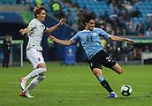 2019 Copa America International Football Uruguay v Japan Jun 21st