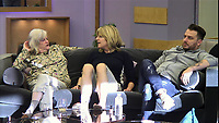Ann Widdecombe, Rachel Johnson, Daniel O'Reilly<br /> Celebrity Big Brother 2018 - Day 6<br /> *Editorial Use Only*<br /> CAP/KFS<br /> Image supplied by Capital Pictures