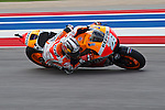 austin. tejas. USA. motociclismo<br /> GP in the circuit of the americas during the championship 2014<br /> 10-04-14<br /> En la imagen :<br /> free practices moto GP<br /> dani pedrosa<br /> photocall3000 / rme