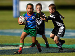 during the round 8 Intrust Super Cup match between the South Logan Magpies and the Wynnum Manly Seagulls at Ron Stark Oval on April 28, 2019 in Brisbane, Australia. (Photo by Albert Perez/Wynnum Manly)