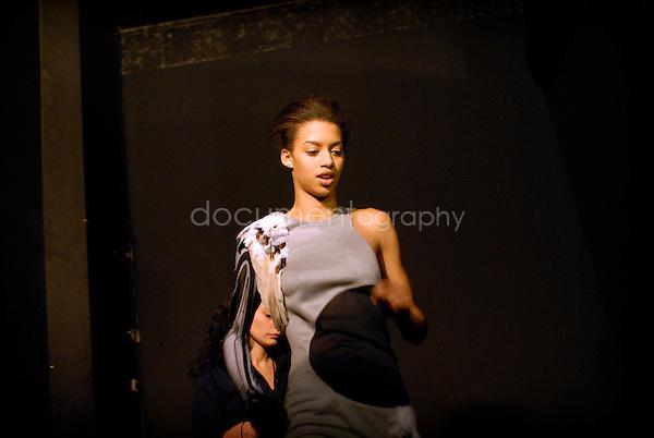 Felipe Oliveira Baptista 's fashion show - january 2009.