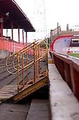 23/06/2000 Blackpool FC Bloomfield Road Ground..West paddock .....© Phill Heywood.