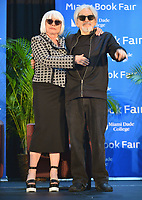 NOV 20 An Evening With Debbie Harry with Chris Stein at the 36th Annual Miami Book Fair