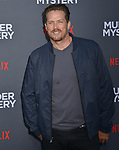"Jason Lewis 115 arrives at the LA Premiere Of Netflix's ""Murder Mystery"" at Regency Village Theatre on June 10, 2019 in Westwood, California"