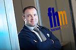 Frank Haslam Milan.28.11.11.©Steve Pope