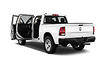 Car images close up view of 2017 Ram Ram 1500 Tradesman Crew 4 Door Pick Up doors