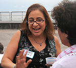 Eden Laikin seen at Newsday Family Reunion at the Pavilion at Sunken Meadow State Park in Kings Park, NY,  on Thursday August 12, 2010. Photo © Jim Peppler 2010.
