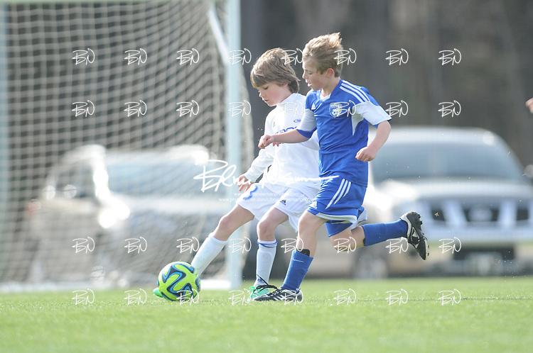Lobos Predators vs. Oxford Soccer Club at FNC Park in Oxford, Miss. in Oxford, Miss. on Saturday, April 5, 2014.