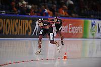 SCHAATSEN: HEERENVEEN: IJsstadion Thialf, 12-02-15, World Single Distances Speed Skating Championships, Patrick Beckert (GER), ©foto Martin de Jong