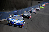 Oct. 11, 2009; Fontana, CA, USA; NASCAR Sprint Cup Series driver Greg Biffle during the Pepsi 500 at Auto Club Speedway. Mandatory Credit: Mark J. Rebilas-