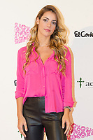 Alejandra Onieva<br /> Corte Ingles Superstore lights with pink the Serrano superstore joins with the AECC, Spanish Association against Cancer. In Madrid on October 10, 2017.