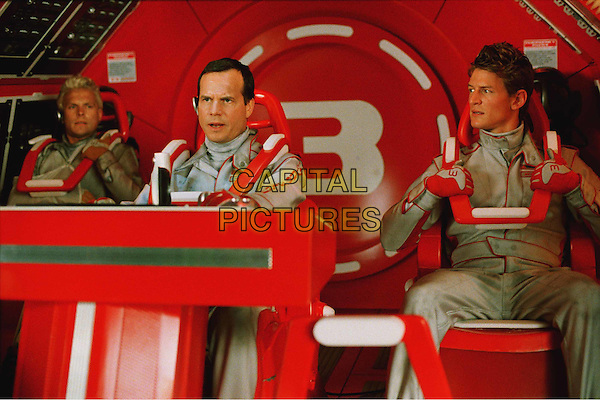 LEX SHRAPNEL, BILL PAXTON & PHILIP WINCHESTER.in Thunderbirds.Filmstill - Editorial Use Only.Ref: FB.www.capitalpictures.com.sales@capitalpictures.com.Supplied by Capital Pictures