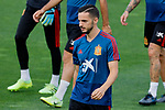 Pablo Sarabia during the Trainee Session at Ciudad del Futbol in Las Rozas, Spain. September 02, 2019. (ALTERPHOTOS/A. Perez Meca)
