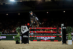 Marco Kutscher of Germany riding van Gogh in action during the Laiterie De Montaigu Trophy as part of the Longines Hong Kong Masters on 14 February 2015, at the Asia World Expo, outskirts Hong Kong, China. Photo by Victor Fraile / Power Sport Images