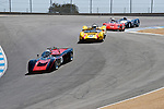 Laguna Seca Historic Auto Races