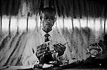 Morning cult in Kananga city (Kananga, Southern Congo DR - Eglise Péniel Universelle)