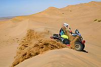 5th January 2020, Jeddah, Saudi Arabia;  271 Robledo Serna Nicolas col, Can-Am, Mazzucco Can-Am Team Quad, during Stage 1 of the Dakar 2020 between Jeddah and Al Wajh, 752 km  - Editorial Use