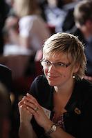 2010-04-28. Seminarium om ungt värdebaserat ledarskap på Slottet med Scouterna och Kungen och Kofi Annan.