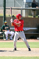Roberto Lopez - Los Angeles Angels - 2010 Instructional League.Photo by:  Bill Mitchell/Four Seam Images..