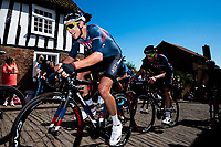 Picture by Alex Whitehead/SWpix.com - 13/05/2018 - British Cycling - HSBC UK Spring Cup Series - Lincoln Grand Prix - Jon Mould of JLT Condor.