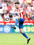 Sporting de Gijon's Moi Gomez during La Liga match. September 24,2016. (ALTERPHOTOS/Acero)