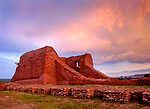 New Mexico ruins and cultural history