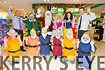 Pictured at the launch of CH Christmas parade which takes place at 2pm on Saturday 29th November in Tralee,  Kevin Reardon  (General Manager), Elfie Elf, Santa,  Fairy Sparkle, Snow White, Peter Harty and the  Dwarfs