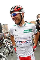 Joaquin Purito Rodriguez during the stage of La Vuelta 2012 between Barakaldo and Valdezcaray.August 21,2012. (ALTERPHOTOS/Acero) /NortePhoto.com