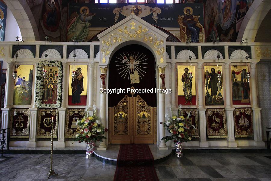 Israel, Tel Aviv-Yafo, St. Michael's Greek Orthodox Church in Jaffa