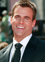 US actor Cameron Mathison arrives at the 35th Annual Daytime Emmy Awards held at the Kodak Theatre in Los Angeles on June 20, 2008.