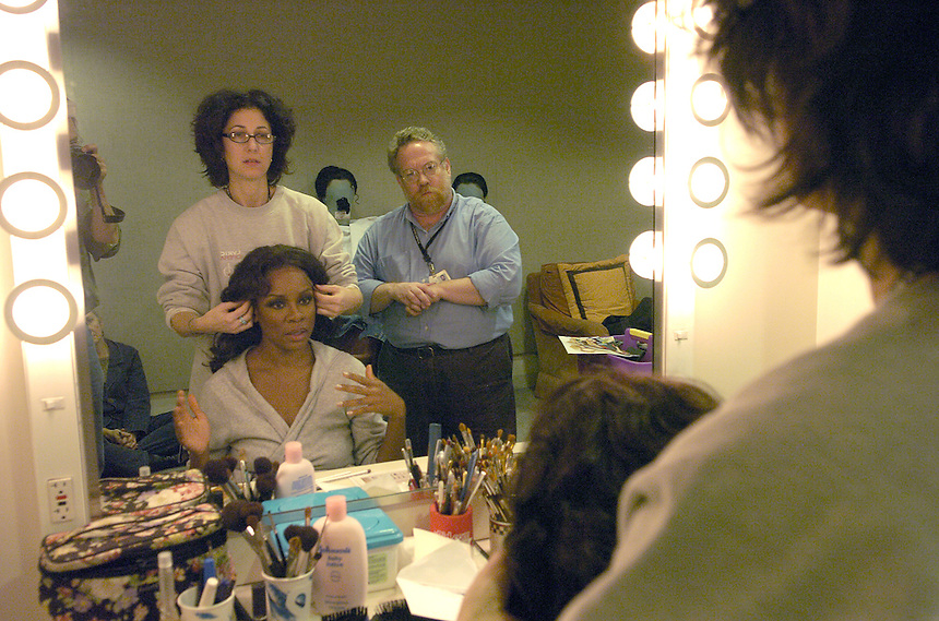 """Denyce Graves is """"Carmen"""" at the Lyric Opera, 2005."""
