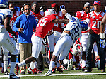 2012 NCAA Football - Memphis vs. SMU