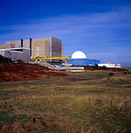 Sizewell nuclear power station, Suffolk, England