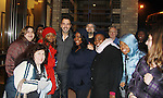 Head writer Ron Carlivati poses with fans on the last day of shooting of The Soap Opera One Life To Live at the One Life To Live Studio on November 18, 2011, New York City, New York. (Photo by Sue Coflin/Max Photos)