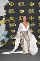 06 June 2018 - Nashville, Tennessee - Mickie James. 2018 CMT Music Awards held at Bridgestone Arena.  <br /> CAP/ADM/LF<br /> &copy;LF/ADM/Capital Pictures