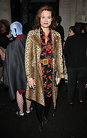 Jasmine Guinness at the LFW s/s 2018 Vin + Omi catwalk show &amp; afterparty, Andaz Liverpool Street Hotel, Liverpool Street, London, England, UK, on Monday 11 September 2017.<br /> CAP/CAN<br /> &copy;CAN/Capital Pictures