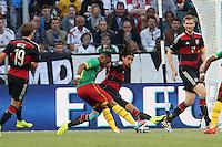 01.06.2014: Deutschland vs. Kamerun