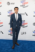 SANTA MONICA, CA - MARCH 3: Kumail Nanjiani at the 2018 Film Independent Spirit Awards in Santa Monica, California on March 3, 2018. <br /> CAP/MPI/SR<br /> &copy;SR/MPI/Capital Pictures