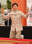Jackie Chan-Hand and Footprint Ceremony 6-6-13