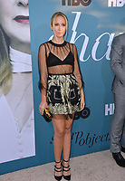 Anna Camp at the premiere for the HBO series &quot;Sharp Objects&quot; at the Cinerama Dome, Los Angeles, USA 26 June 2018<br /> Picture: Paul Smith/Featureflash/SilverHub 0208 004 5359 sales@silverhubmedia.com